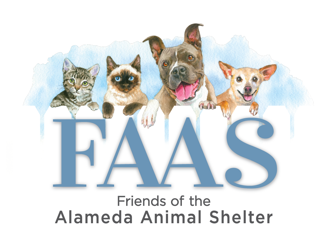 Friends of the Alameda Animal Shelter (FAAS) · Sponsor