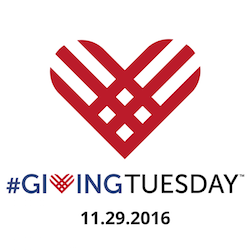 2016 GivingTuesday logo