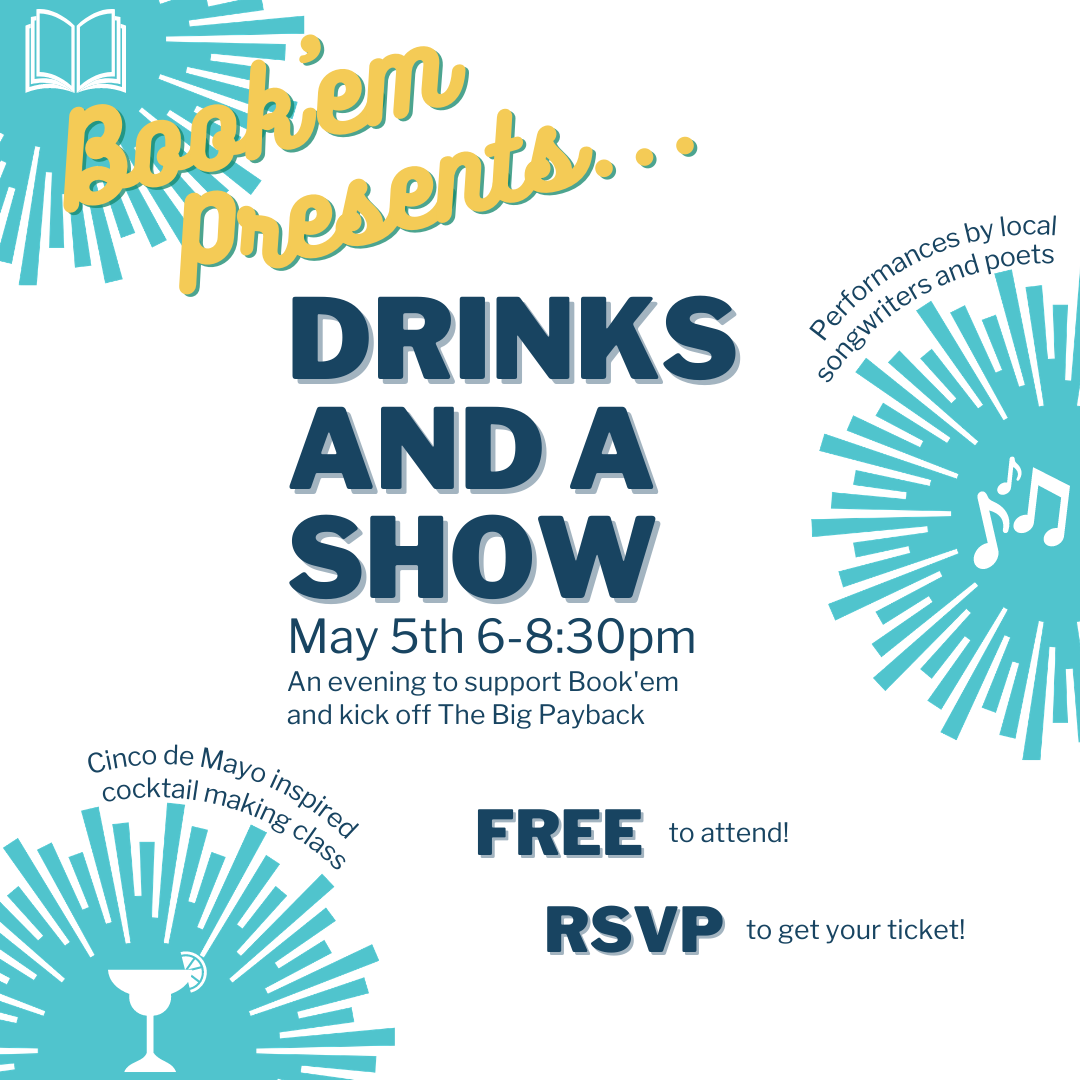 RSVP Drinks and a Show