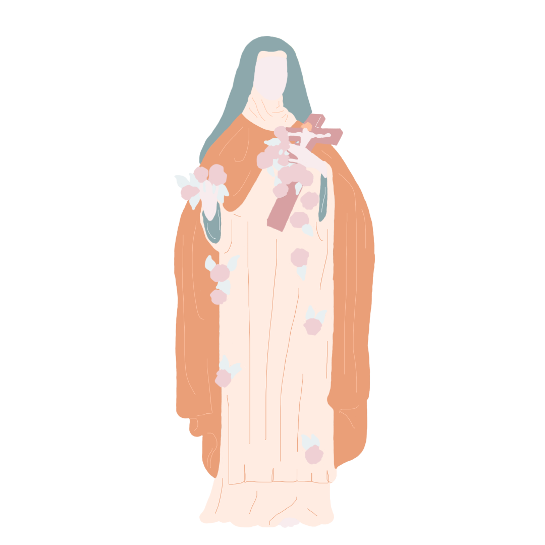 St. Therese of Lisieux.png