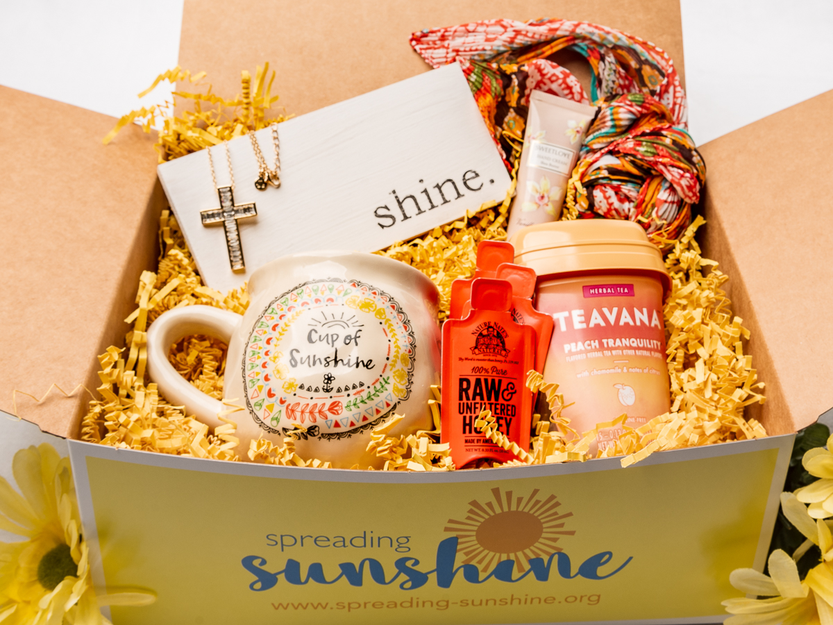 Sunshine Box for Moms 2