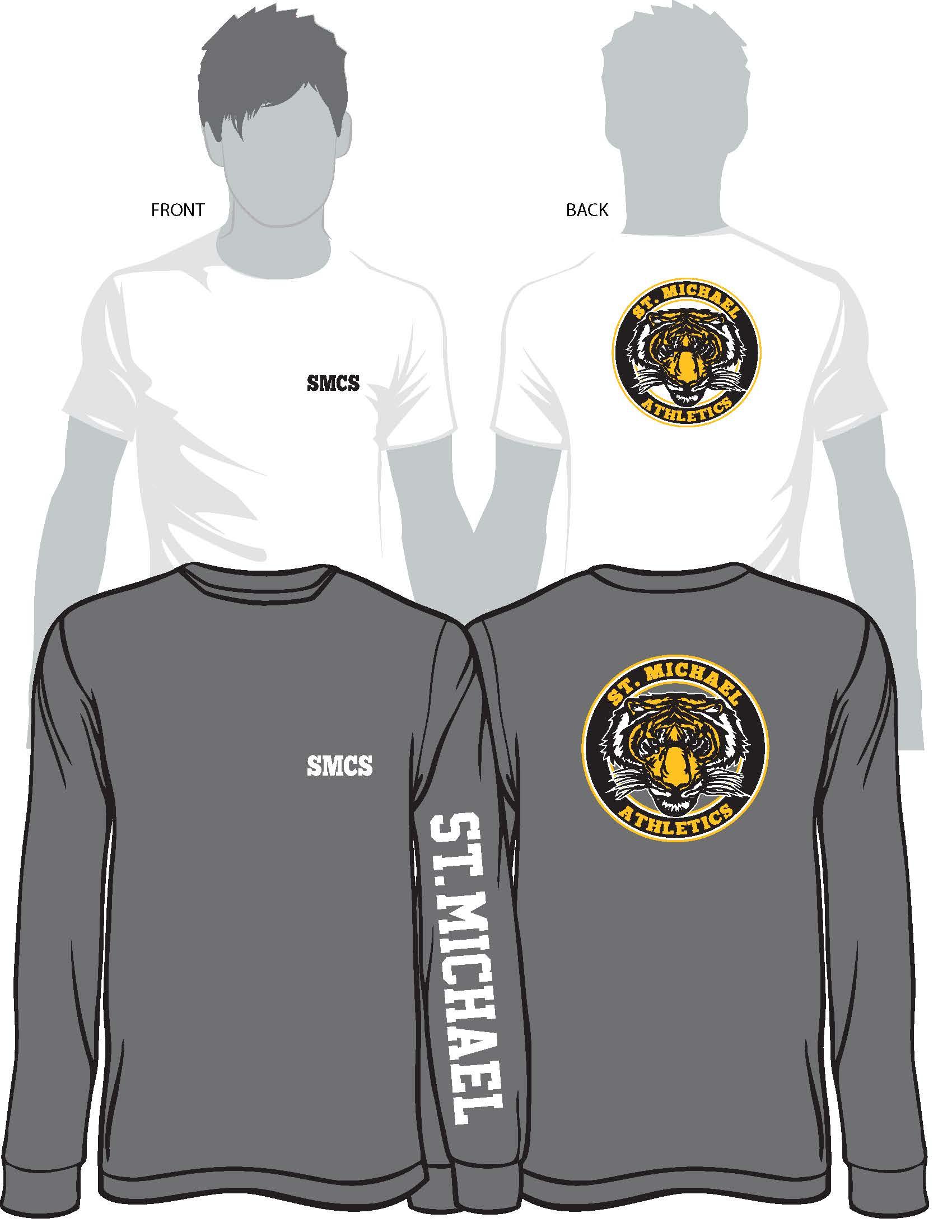17-18 Spirit Shirts