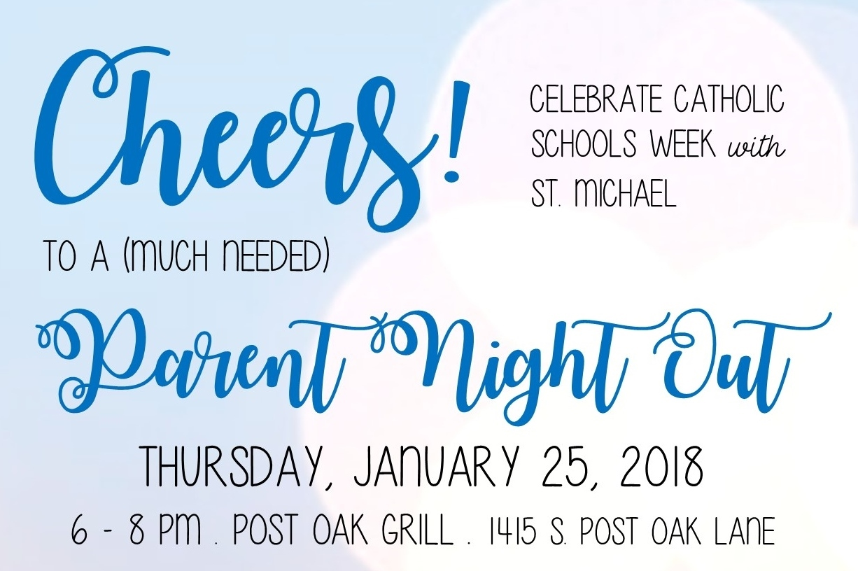 Parent Night Out 2018