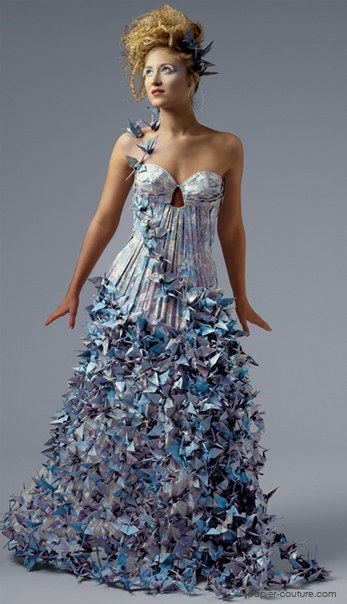 Papier Couture by Lia Griffith: Peace