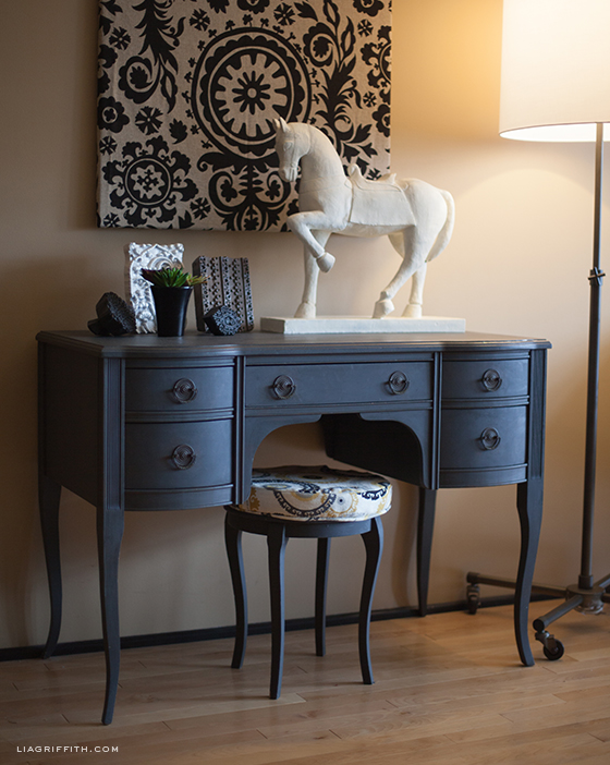 Hand Painted Furniture using Annie Sloan Chalk Paint - Lia ...