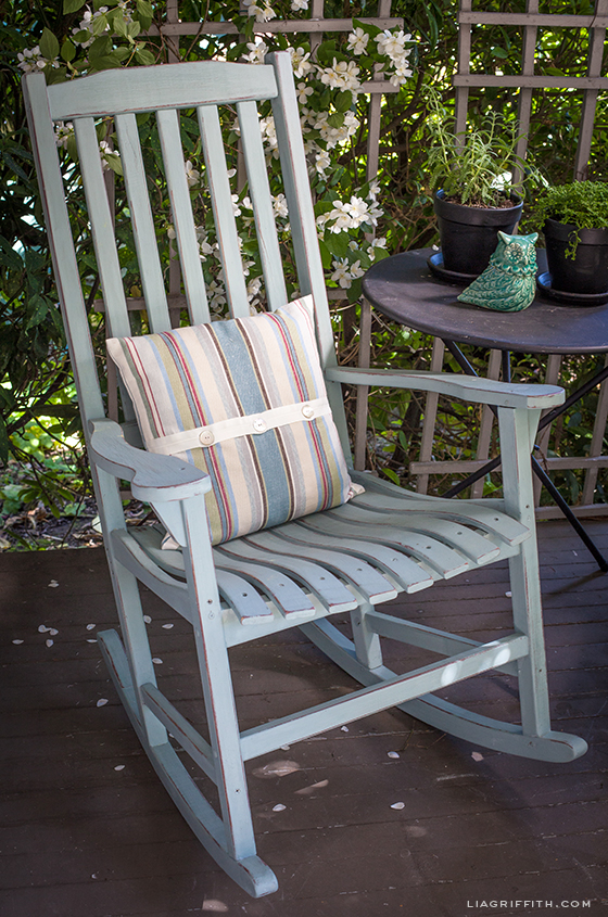 Annie Sloan Chalk Paint Rocker
