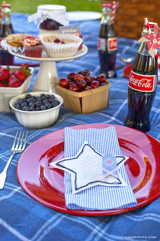 Vintage Americana Fourth Of July Party