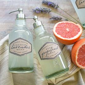 Organic Castile Hand Soap