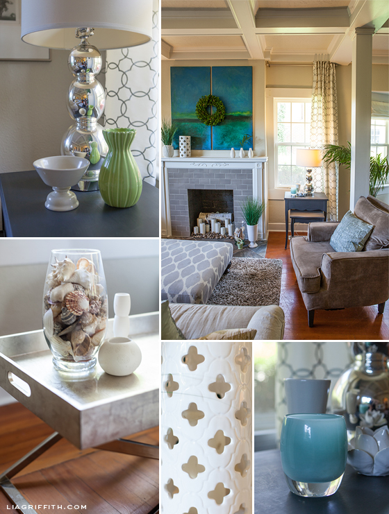 A Tour Of Lia Griffiths Home Living Room