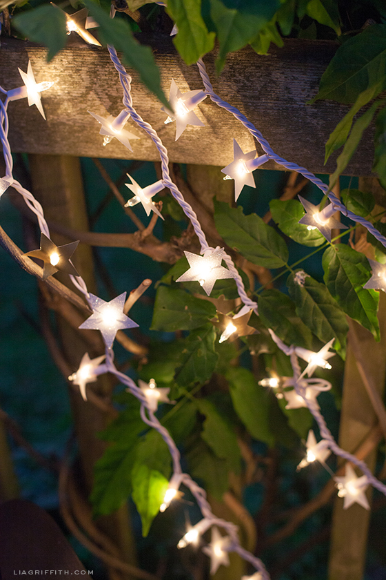 DIY Starry Lights