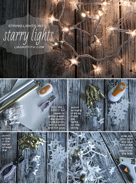 String Light Covers Tutorial