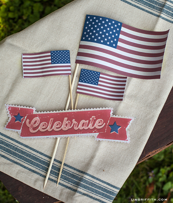 Our Favorite Diy Fourth Of July Decorations Lia Griffith