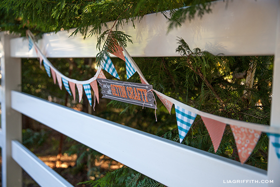 Farm Party Bunting