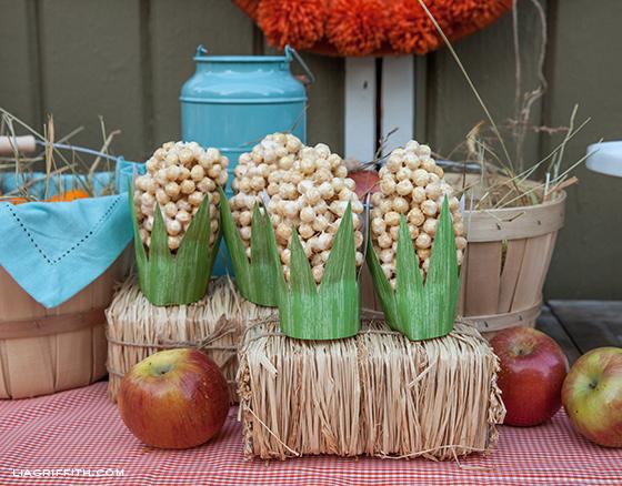 Farm Party Corn Ears
