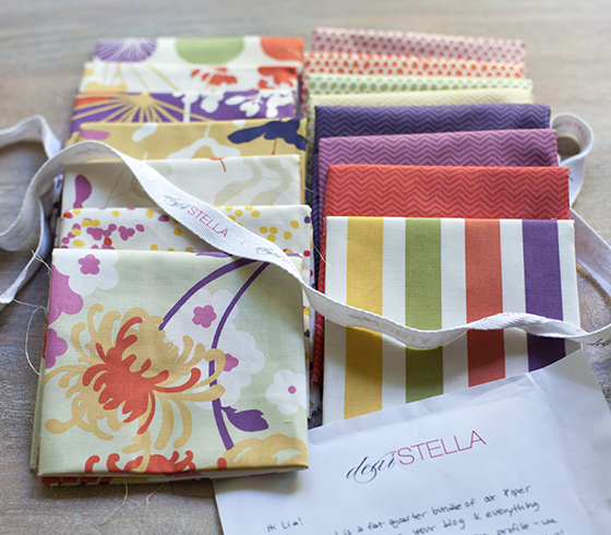 Dear Stella Fabric Piper Collection