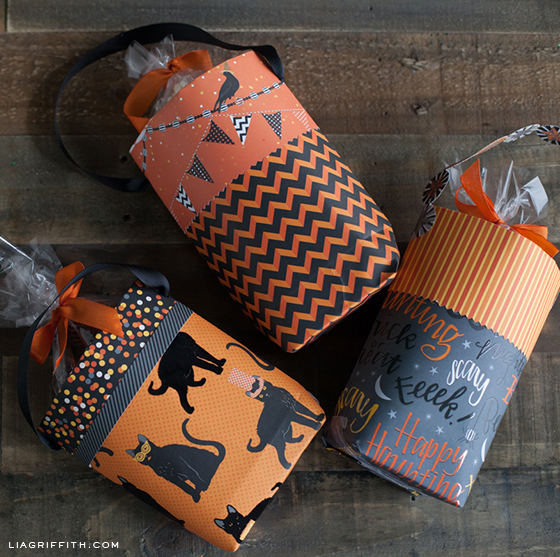 DIY Halloween Goody Bags