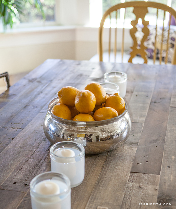 DiningRoomTableSetting