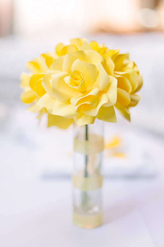 PaperRoseYellow