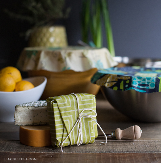 Bees Wax Fabric Wraps