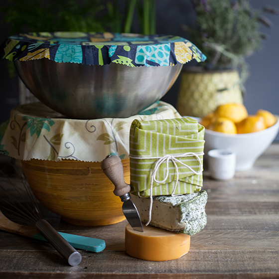 DIY Cloth and Bees Wax Wraps