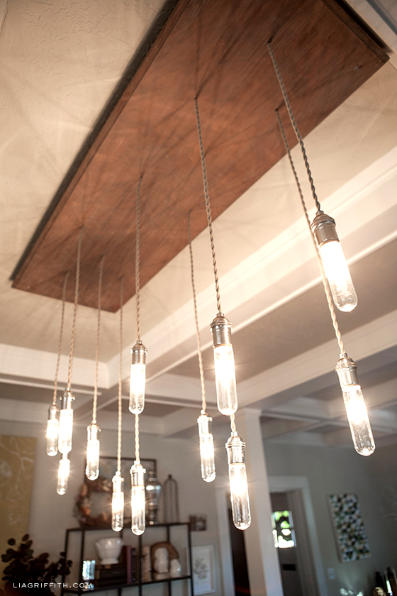Industrial Edison Style Chandelier Video Tutorial Lia  : ChandelierVintageModern from liagriffith.com size 560 x 840 jpeg 294kB