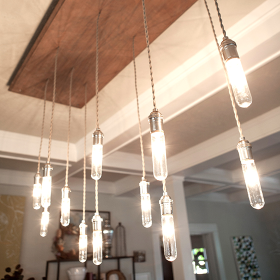Industrial Edison Style Chandelier Video