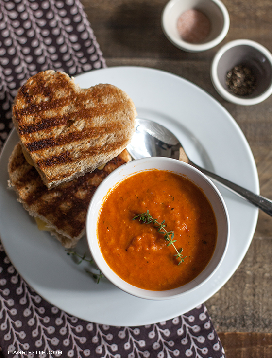 Orange Tomato Soup Recipe