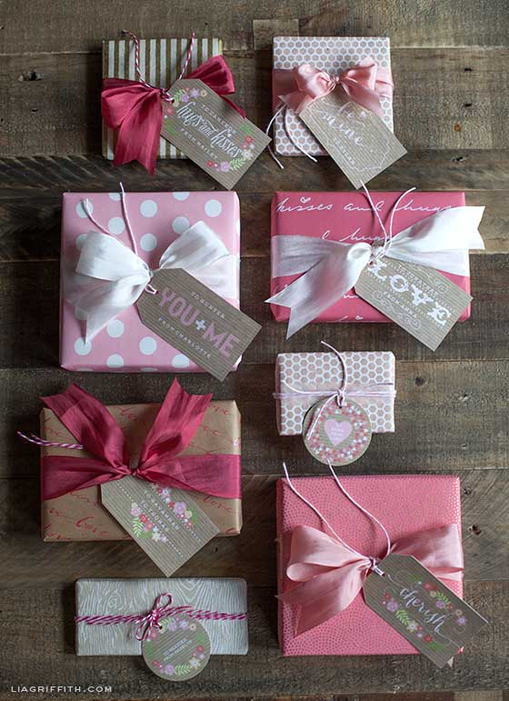 printable valentine's day gift tags to download today!, Ideas