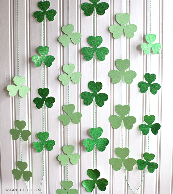 diy st patrick 39 s day party decor and photo props