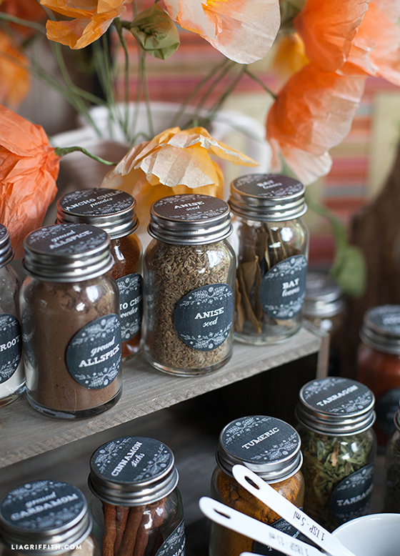 Herb_Spice_Jar_Labels_Farmhouse