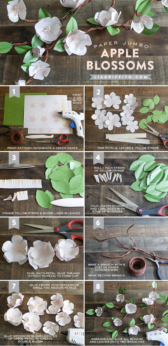 PaperAppleBlossomTutorial
