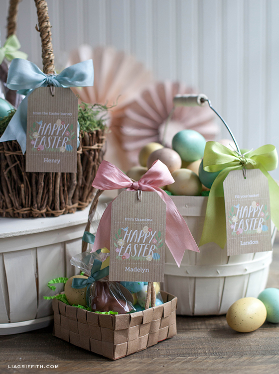 Printable easter tags that you can download and print today printable easter tags printable easter tags negle Choice Image