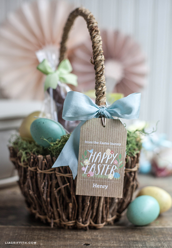 Printable easter tags that you can download and print today printable easter tags negle