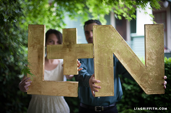 Monogram_DIY_Wedding_Decor