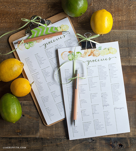 Printable_Grocery_List