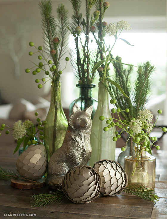 Woodland_Paper_Pine_Cone_Decor