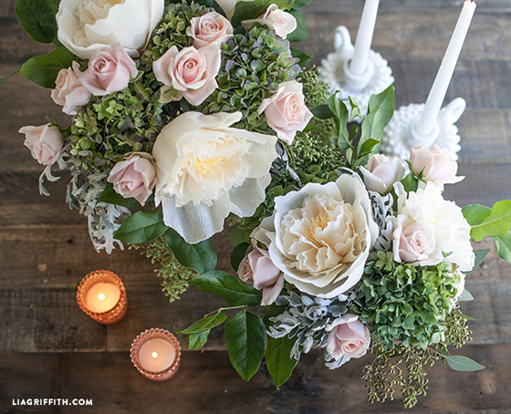 crepe_peony_diy_centerpieces laurens_wedding_centerpeice crepe_peony_wedding_centerpeice centerpieces_wedding_diy_crepe_peony