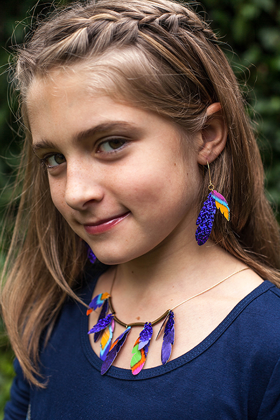 Feather_Duck_Tape_Jewelry
