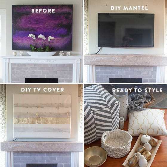 Steps_Mantel_DIY