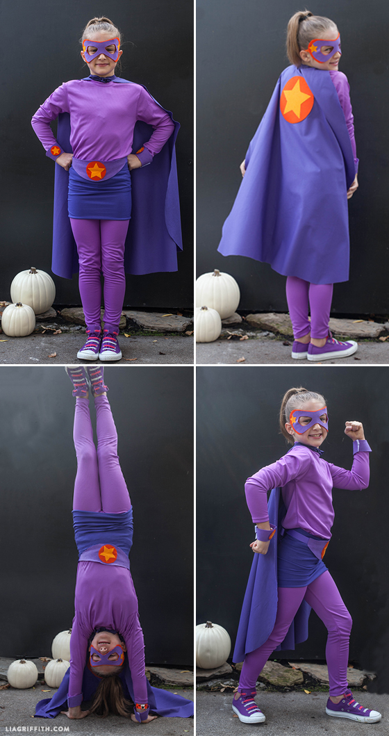 Supergirl_Costume_DIY_Felt