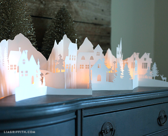 Winter_Holiday_Paper_Village