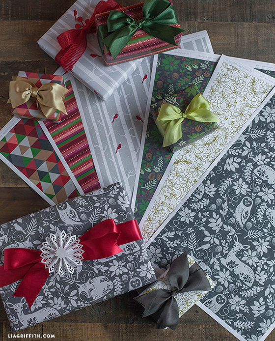 Christmas_Printable_Gift_Wrap
