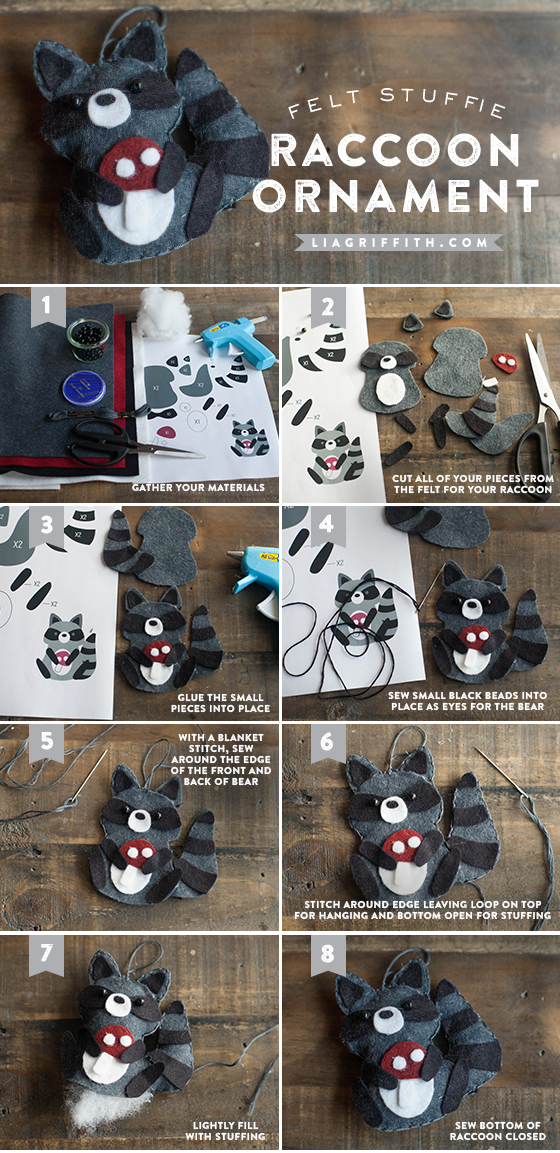 Felt_Raccoon_Tutorial