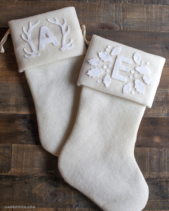 Monogram_Christmas_Stockings