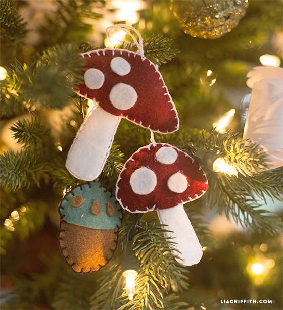 Mushroom_Acorn_Ornaments