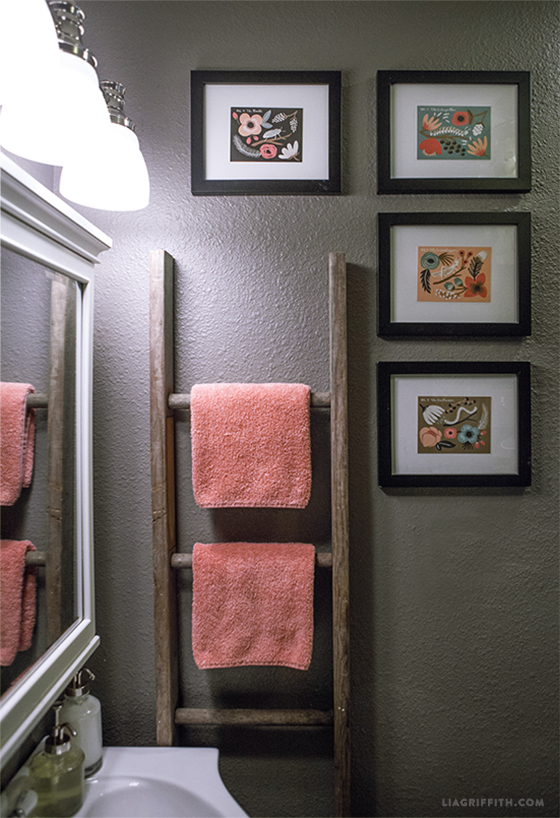 Bathroom_Ladder_Towel_Rack