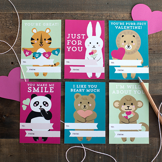 picture about Printable Valentine Cards for Classmates called Identify Lovely Printable Youngsters Valentines Working day Playing cards via Lia Griffith