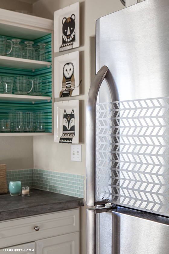 Lia_Griffith_Scandinavian_Kitchen_Fridge