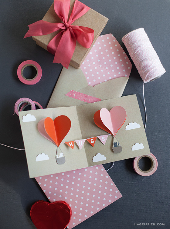 Top 10 DIY Valentine Crafts  Lia Griffith
