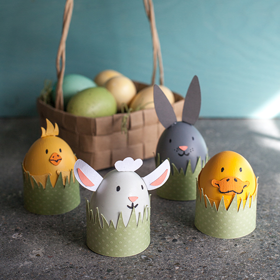Decorate Your Own Easter Eggs Lia Griffith